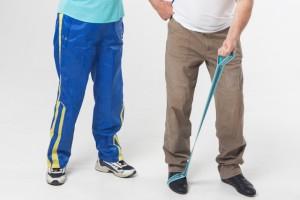 脚のトレーニングイメージ画像