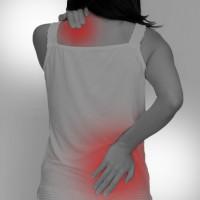 肩甲骨の激痛